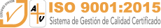 Marca AVR ISO 9001-nar