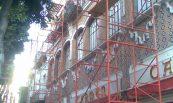 Restauración Centro Histórico; Puebla, Pue.