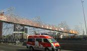 Puente Peatonal; Satélite, Naucalpán, Edo. Mex.