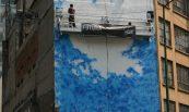 Mural artistico SEPS Insurgente Esq Paris (3)