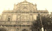 Antig. Templo de San Agustín; Biblioteca Digital de la UNAM; México D.F.