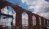 Restauración de los Arcos; Querétaro, Qro.