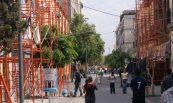 Restauración Centro Histórico; México D.F.