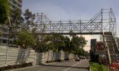 Puente Peatonal; Ejercito Nacional (2), México, D.F