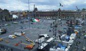 Celebración Bicentenario (2); Zócalo, México, D.F.