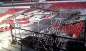 Concierto Black Eyed Peas (2); Estadio Azteca, México, D.F.