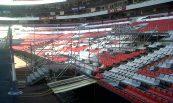 Concierto Black Eyed Peas (3); Estadio Azteca, México, D.F.