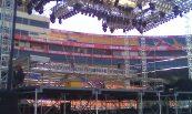 Concierto Iron Maiden (2); Estadio Universitario de Nuevo León, Mty
