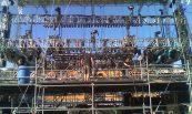 Concierto Iron Maiden (3); Estadio Universitario de Nuevo León, Mty