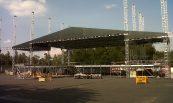 Corona Music&Fut(3); Estadio Azteca, Méx. D.F.