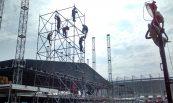 Corona Music&Fut; Estadio Azteca, Méx. D.F