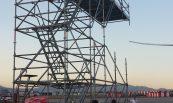 Torres para Mantenimiento Sis. Electrónico; AICM, México, D.F