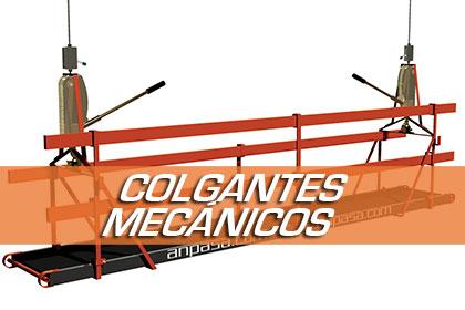 Andamios Colgantes Mecánicos