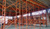 Proyecto de Apuntalamiento en sede del PAN, en León Guanajuato