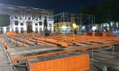 Proyecto de multidireccional y cimbra en Querétaro, México