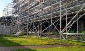 Multi en restauración de edificio de la UNAM
