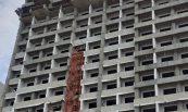 Torre de tipo acceso en hotel Marriot